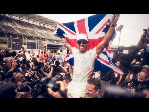 As It Happened: Lewis Becomes a Four-Time F1 World Champion
