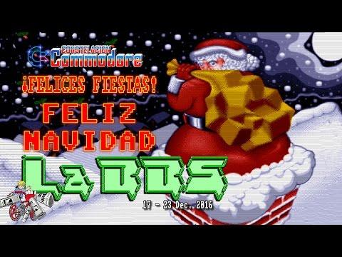 Feliz Navidad, Felices Fiestas 2016 | La BBS #0023 (17-23 Dec. 2016)