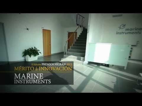 Marine Instruments - Premio Merito a la Innovacion 2013