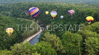 This is Upstate New York