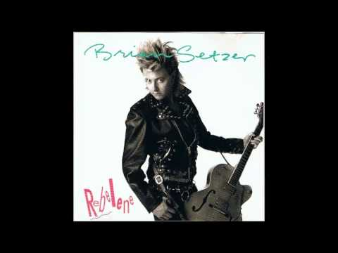 Brian Setzer -  Rocket Cathedrals