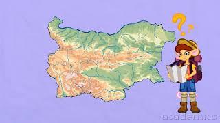 Опознай родината на карта - Човекът и обществото 3 клас | academico