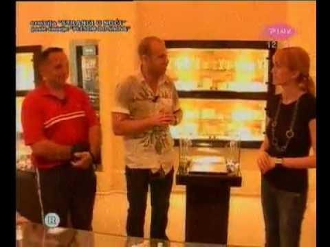 'Bobi' na TV Pink, emisija 'Sve za ljubav', novembar 2008.
