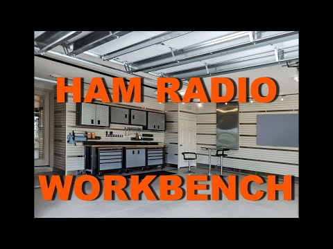 Ham Radio Workbench's that I use for projects.