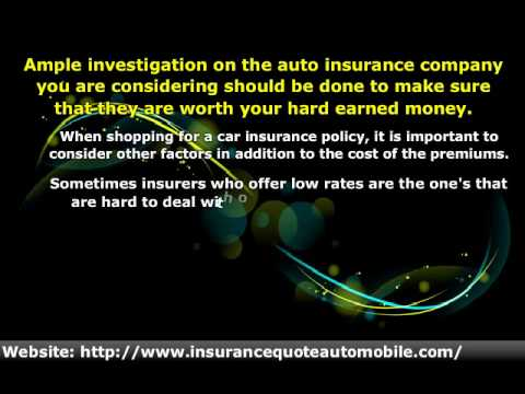 Tricks On How To Get Cheap Auto Insurance