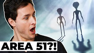 Doctor in Area 51 | My Imagination Runs Wild | Wednesday Checkup