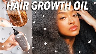 DIY Extreme Herbal Hair Growth Oil Recipe!   Bri Hall