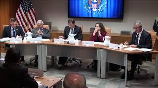 United States Sentencing Commission Public Meeting - April 12 2018