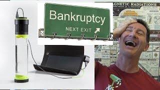 EEVblog #1121 - Fontus goes BANKRUPT!