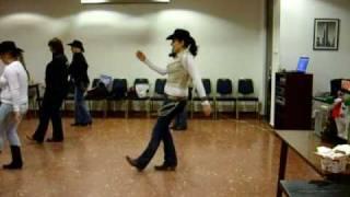 Linedance - Watermelon Crawl (WB Instructions)