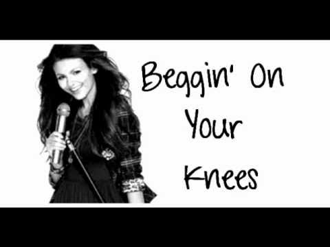 Beggin' On Your Knees - Victoria Justice
