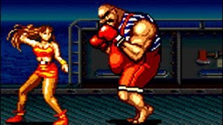 Streets of Rage 2 (Genesis) All Bosses (No Damage)