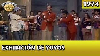 El Chavo   Exhibición de yoyos (Completo)