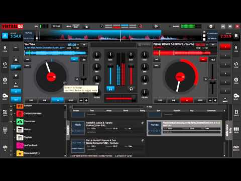 REGGAETON 2015 FULL MIX VIRTUAL DJ 8 (HD)