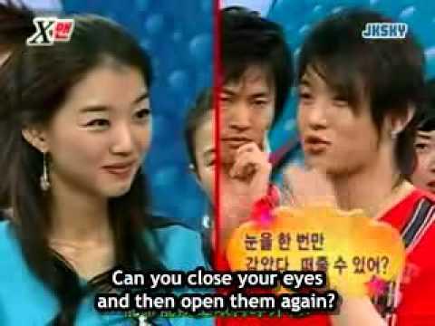 Xman Dangyunhaji   Jang Hee Jin & Jong Min vs Fany