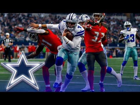 The Dallas Cowboys Schedule Release | Cowboys-Buccaneers kicks off Week 1