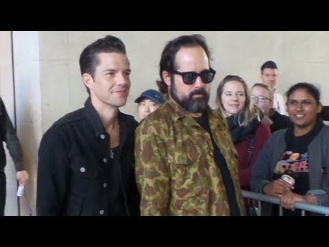 The Killers in London 13 09 2017