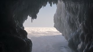 Lake Baikal - Russia in Winter