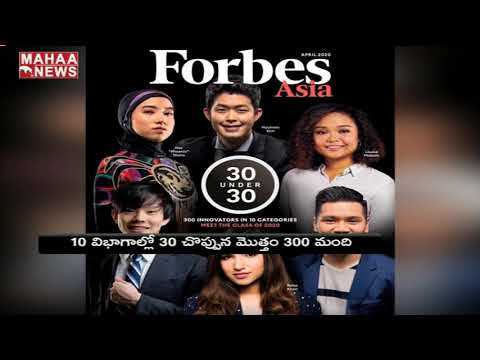 4 Young Hyderabadis named in Forbes 30 Under 30