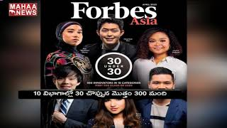4 Young Hyderabadis named in Forbes 30 Under 30..
