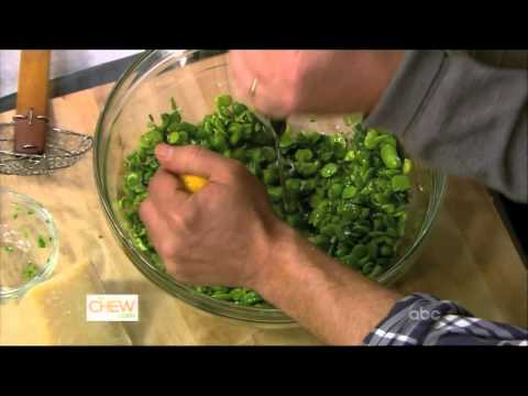 Chef Jonathan Waxman on The Chew - YouTube