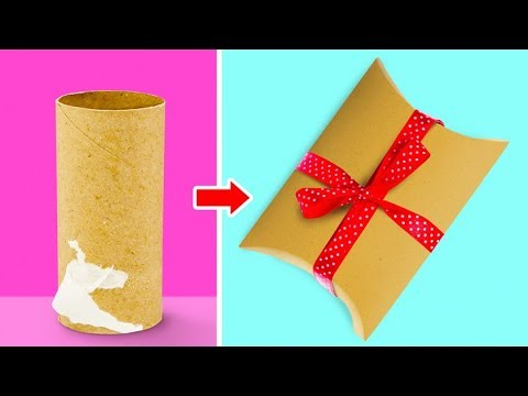 20 EASY AND CUTE GIFT WRAPPING IDEAS FOR KIDS