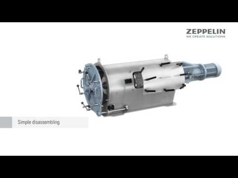 Zeppelin Sifter | Cleaning
