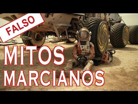 MITOS MARCIANOS