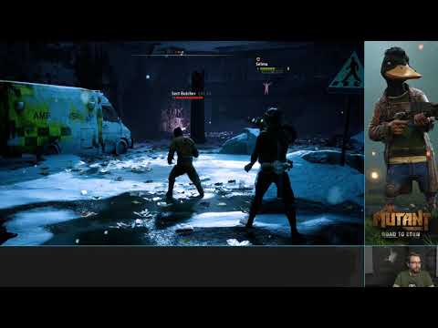 Mutant Year Zero: Road to Eden Play Stream - Welcome to the House of Bones