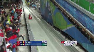 Two-Woman Bobsleigh - Run 3 and 4 - Complete Event - Vancouver 2010 Winter Olympic Games