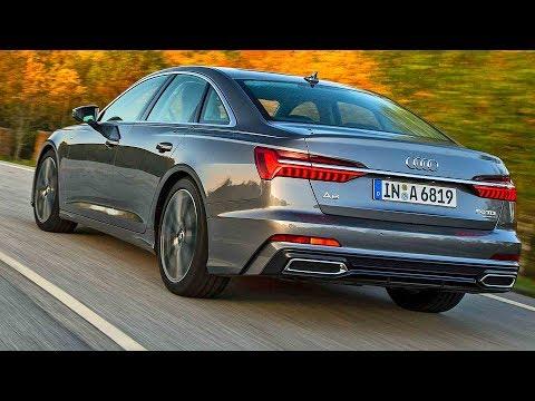Audi A6 (2019) All-Wheel Steering