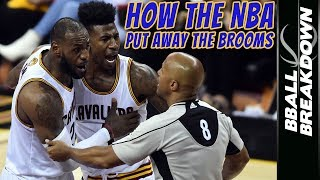 2017 NBA Finals Game 4: Was Officiating to Blame?