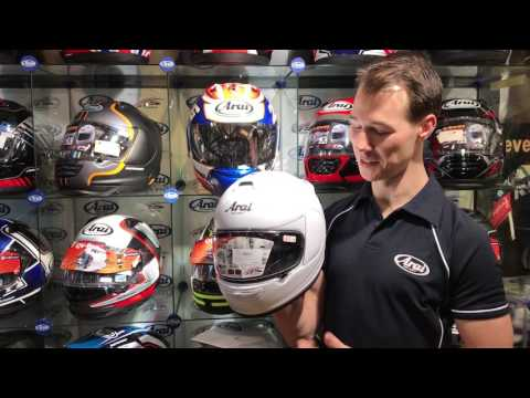 video Arai Axces 3