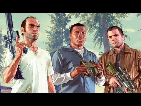 Grand Theft Auto 5: What an Open-World Game Should Be
