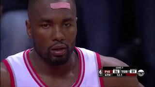 Philadelphia Sixers vs Toronto Raptors - Game 7 - Last 2 Minutes of the Game