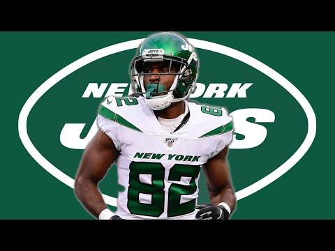 New York Jets Jamison Crowder Contract Drama