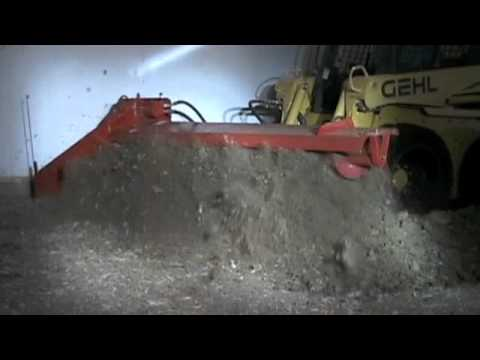 LVI Litter Processor - Skid Steer