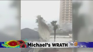 Miraculously Only 2 Deaths Reported As Tropical Storm Michael Slams The Mainland