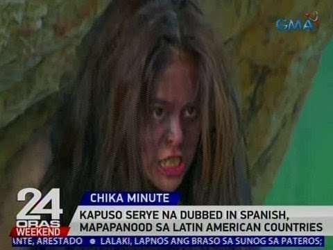 24 Oras: Kapuso serye na dubbed in Spanish, mapapanood sa Latin American countries