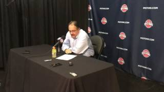 SVG reacts to Pistons' 108-97 win over Clippers