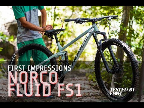 Norco Fluid FS 1 29er 2019 - First Impressions