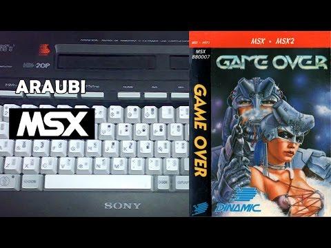 Game Over (Dinamic, 1988) MSX [161] Walkthrough Comentado