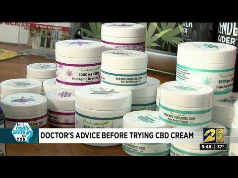 cbd cream for sensitive skin