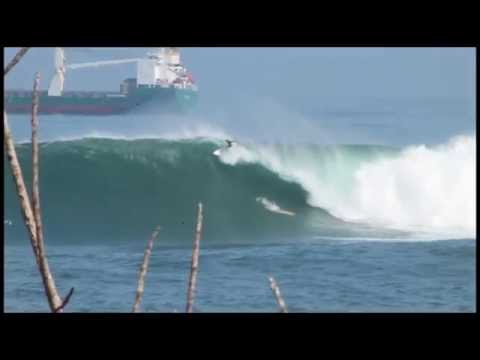 Wipeout of the Year Entry - Gabriel Villaran at El Buey