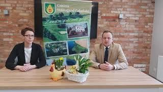 Z okazji Świąt Wielkanocnych składamy mieszkańcom Gminy Starogard Gdański najserdeczniejsze ży