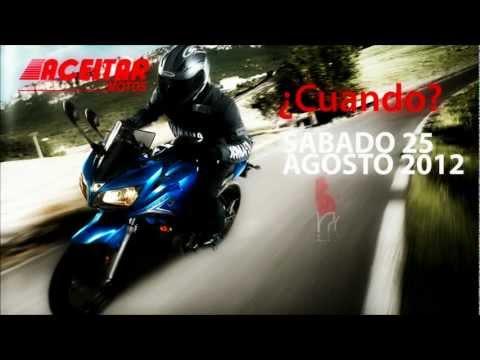 Inaguracion Aceitar Motos Chia - Agosto 25 - 2012