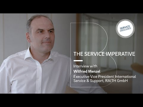 The Service Imperative | Interview with Wilfried Menzel