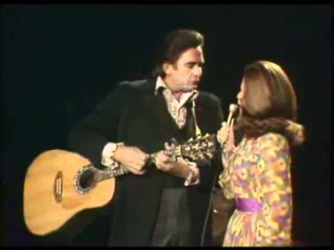 Johnny & June Cash - Long-Legged Guitar Pickin' Man
