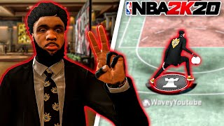*NEW* 2 WAY SLASHING PLAYMAKER BUILD IS INSANE ON NBA 2K20!!