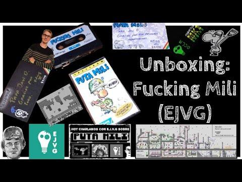Unboxing: Fucking Mili (E.J.V.G)